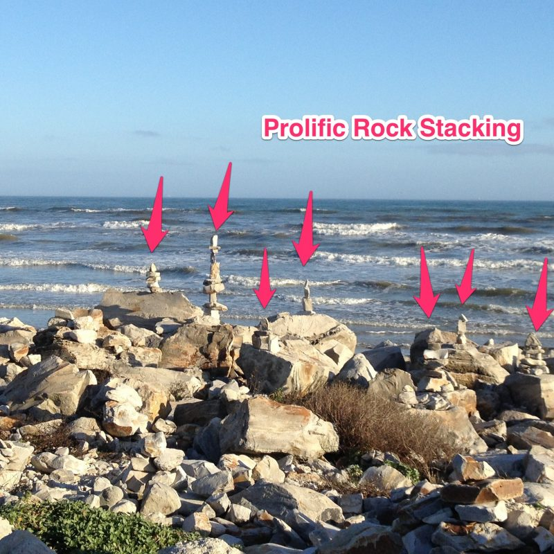 Prolific Rock Stacking
