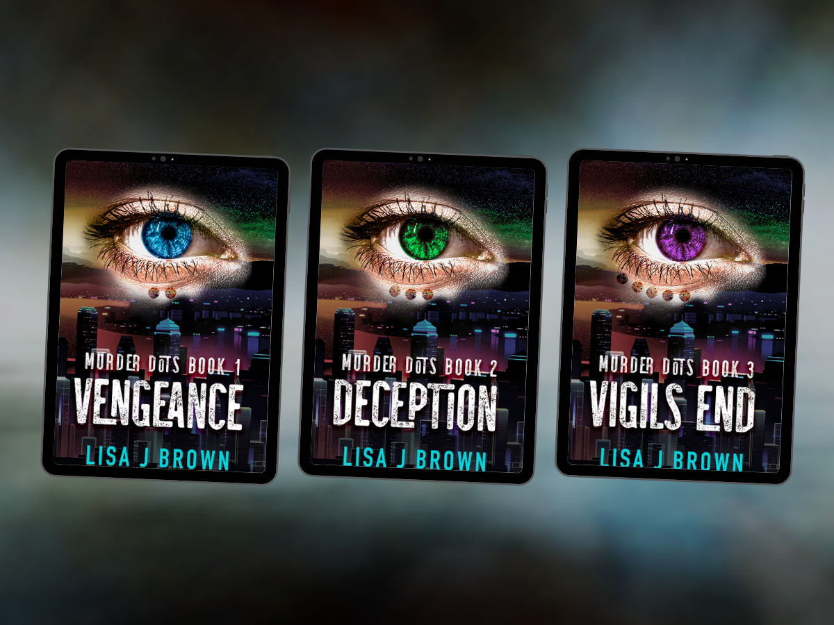 murder dots series: vengeance, deception and vigils end